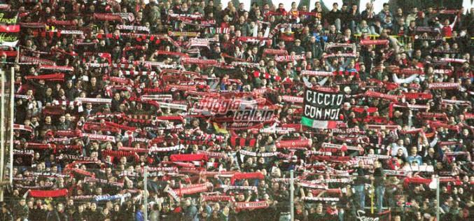 """Scontri Foggia-Barletta, la Nord interviene pubblicamente: """"Curva attaccata a freddo"""""""