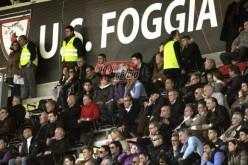 Foggia, finale incandescente: animi caldi in tribuna al gol pareggio di Deli