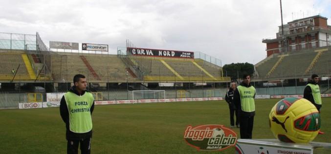 Foggia-Benevento: big match odierno