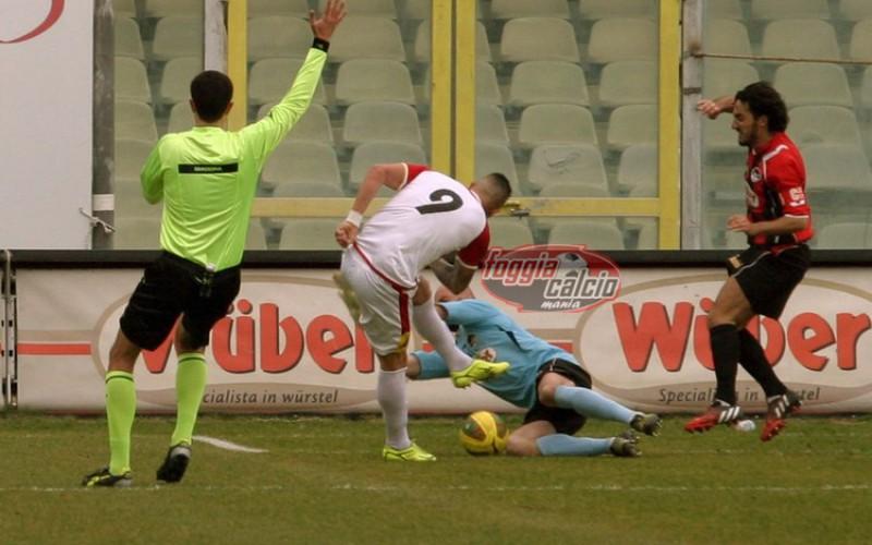 Lega Pro Girone C: Il programma della venticinquesima giornata