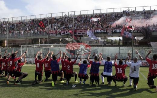 Foggia-Benevento: giornata Pro-Foggia