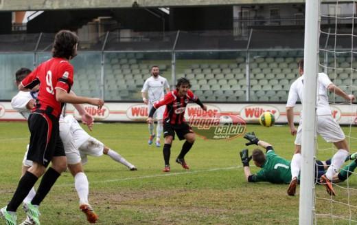 Lega Pro Girone C: i numeri della ventiduesima giornata