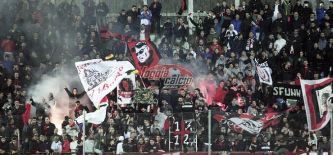 Foggia-Benevento: Solo due i successi giallorossi allo Zaccheria