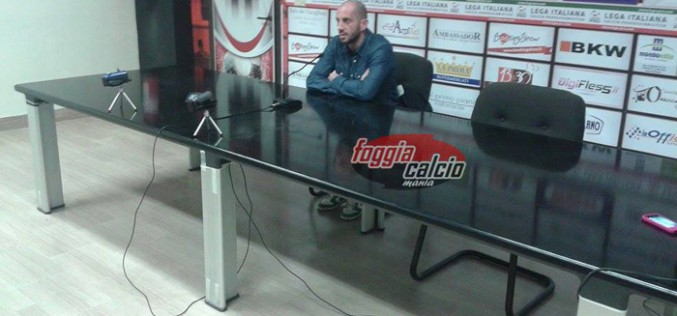 Antonio Narciso – Conferenza stampa del 14/01/15
