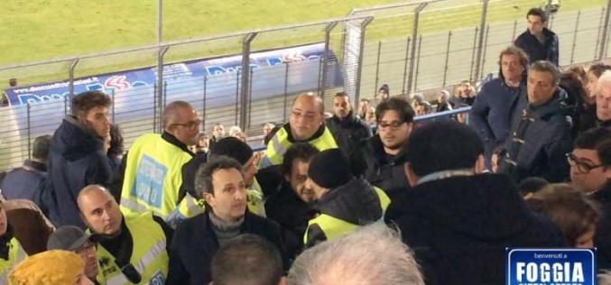 Martina – Foggia: reclamo della società rossonera, il giudice sportivo rinvia decisioni
