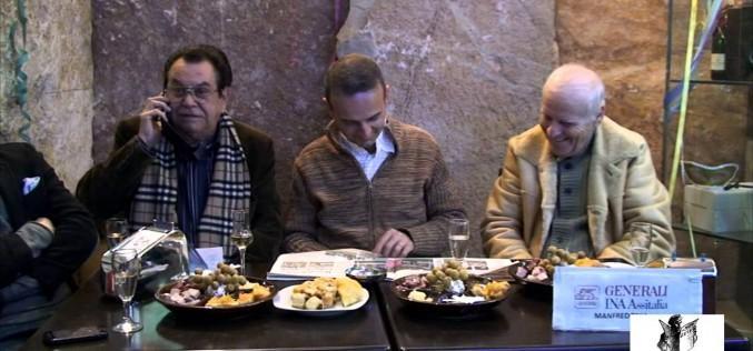 "Manfredonia, ""Chiacchere da Bar"" (XII^) ospite Giuseppe Di Bari"