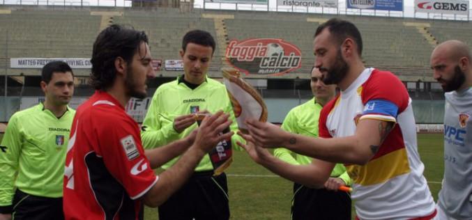 Foggia-Ischia dirige Daniel Amabile di Vicenza