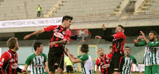 Lega Pro Girone C: risultati e marcatori venticinquesima giornata