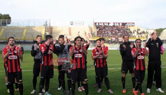 Foggia, la sorpresa del torneo e il sogno play-off