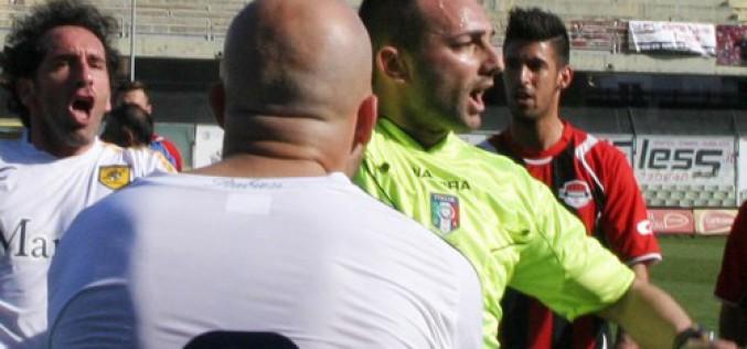 Matera-Foggia dirige Saverio Pelagatti di Arezzo