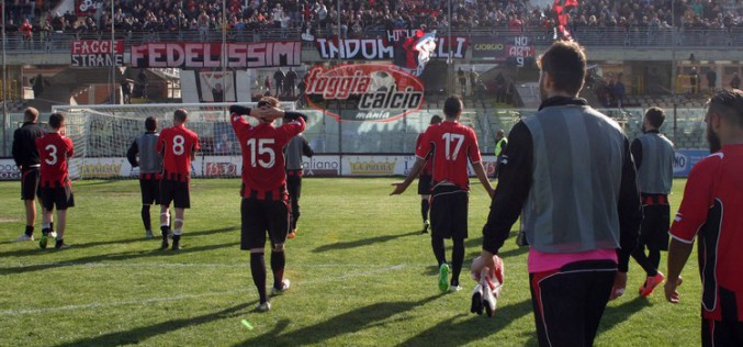 """La Juve Stabia ringrazia il Foggia: """"Stupenda accoglienza allo stadio"""""""