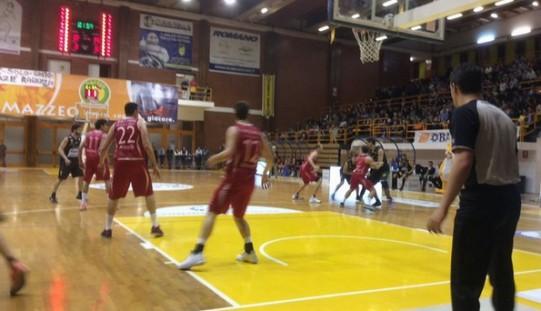 Basket: San Severo parte alla grande nella Poule B e batte al PalaCastellana Campli 79-65