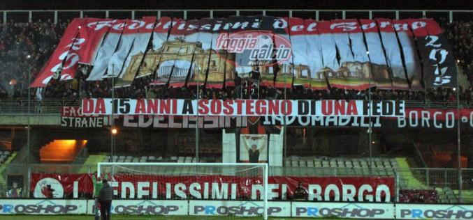 Venerdì 10 aprile 2015 Foggia-Casertana