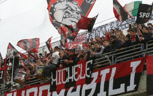 Foggia-Paganese a prezzi ridotti: tutti allo stadio