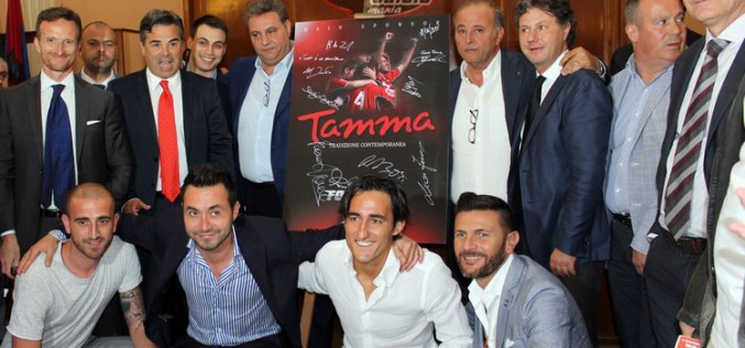 """Foggia calcio, ecco i Sannella: """"Siamo sponsor 'anomali'. Con De Zerbi amore a prima vista"""""""