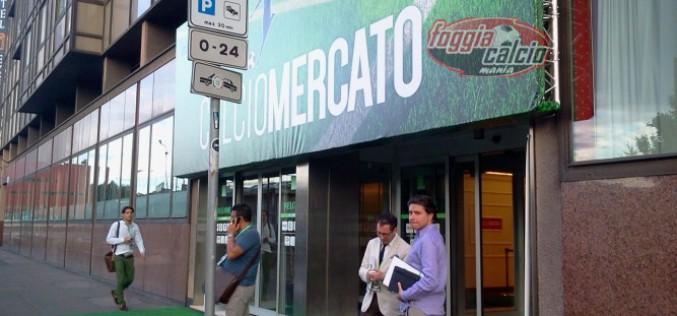 LIVE MERCATO – Il Foggia insiste, Di Piazza l'obiettivo