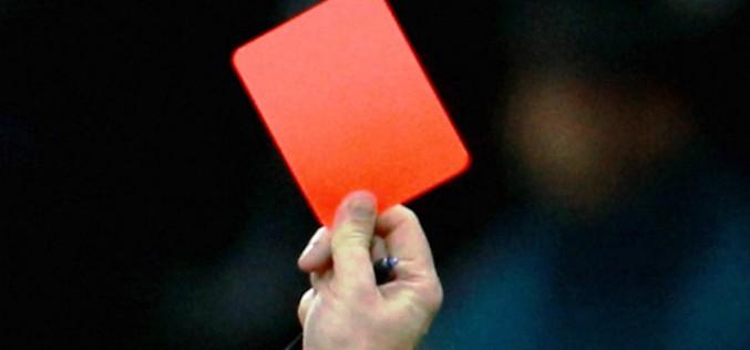Giudice sportivo: Foggia, nessuna ammenda, una giornata a Gerbo e Agnelli