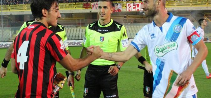 Foggia – Juve Stabia dirige Giuseppe Strippoli di Bari
