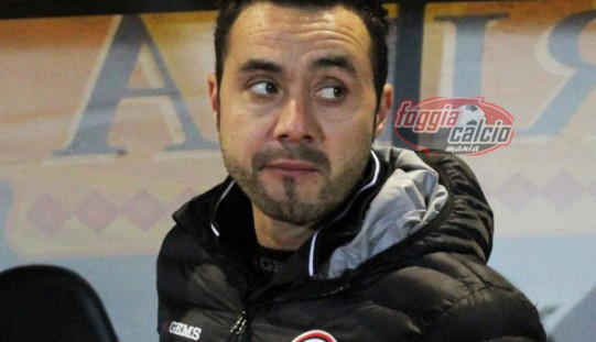 De Zerbi sfida la Casertana: «Dai Foggia torna al gol»