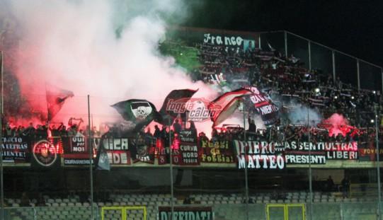 Foggia – Casertana: i prezzi dei biglietti