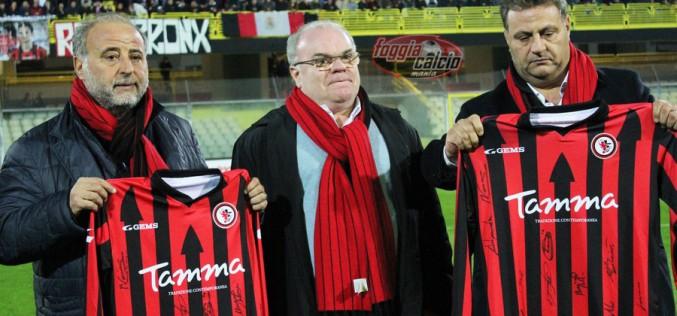 """Sannella: """"Vogliamo la Serie B. Assieme ai nostri tifosi"""""""