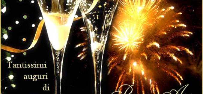 A tutti Voi… Auguri di Buon Anno 2016!