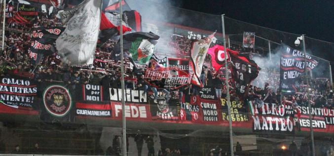 Foggia-Juve Stabia: info biglietti