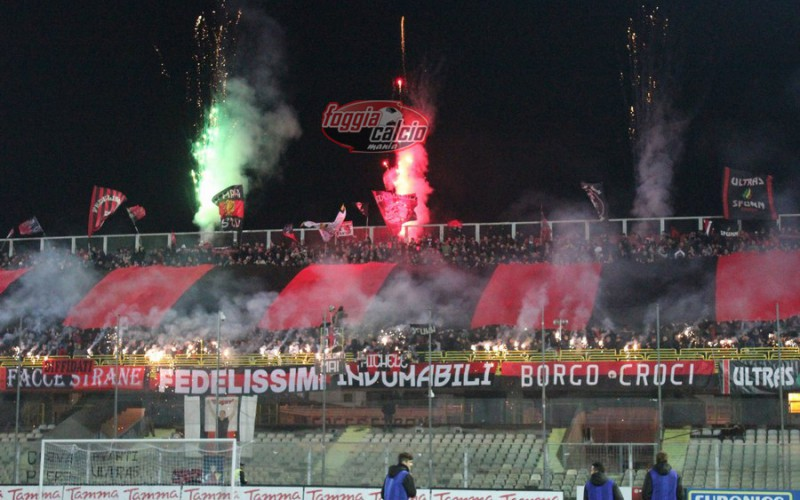 Foggia-Casertana 30 novembre 2015