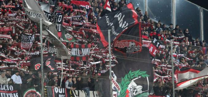 Foggia-Cosenza: info biglietti