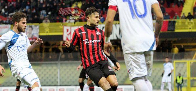 """Foggia, Gerbo: """"In Serie B non si possono commettere passi falsi"""""""