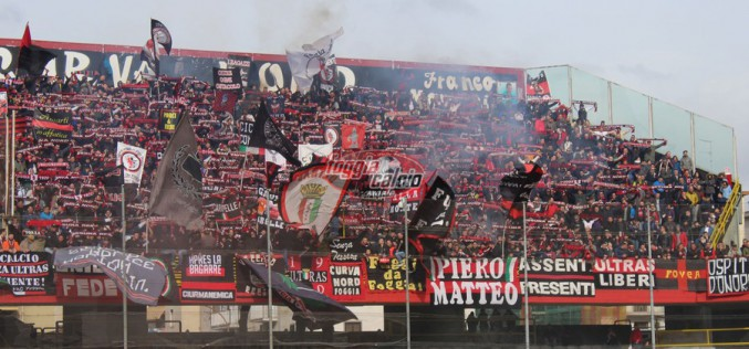 """Fidelis Andria – Foggia, gara segnalata ad """"alto profilo di rischio"""""""
