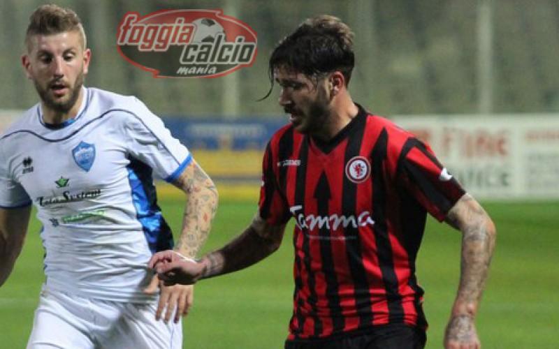 Palermo, chiesto Antonio Vacca al Foggia