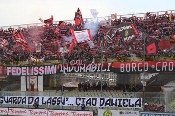 La partita dei mitici – Cosenza vs. Foggia – 24 04 2016