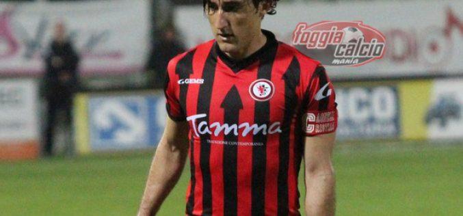 Foggia calcio, intervista capitan Agnelli da Castel di Sangro