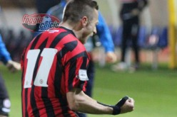 Ruggito Foggia. Floriano e Agazzi stendono la Salernitana 0-3