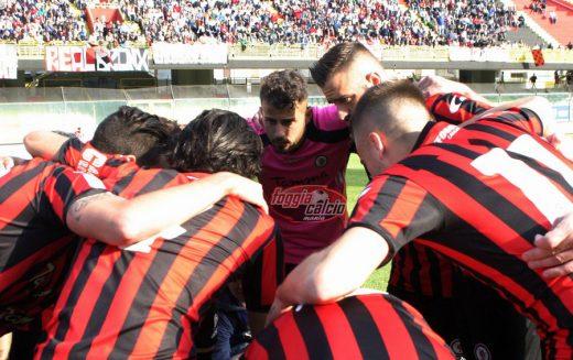 Ufficiale: si gioca a Castellammare ma senza tifosi del Foggia