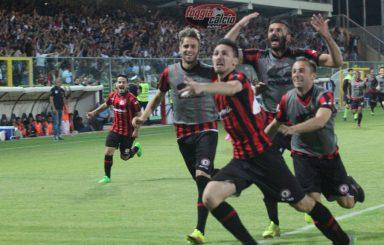 Play Off stagione 2015/2016 Foggia Calcio-Lecce