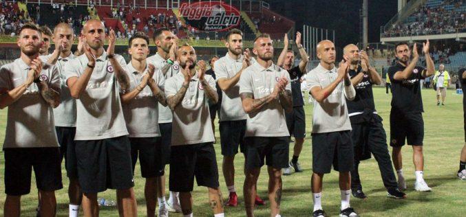 Tim Cup: Il Foggia in campo allo Zaccheria contro il Pontedera