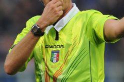 Cavese-Foggia dirige Mattia Ubaldi di Roma 1