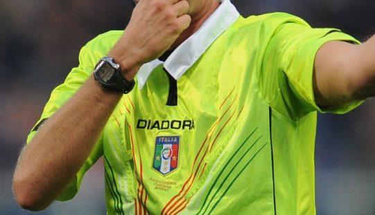 Coppa Italia: Brindisi-Foggia dirige Andrea Rizzello di Casarano
