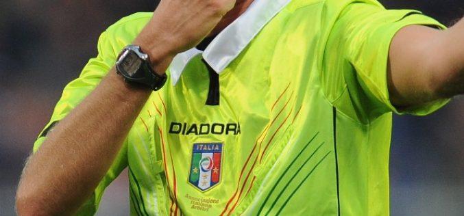 Coppa Italia: Fasano-Foggia dirige Giorgio Vergaro di Bari