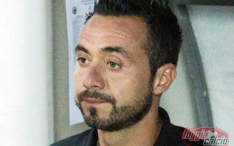 """Foggia, l'ex De Zerbi: """"Qualcuno ha goduto delle mie disgrazie. Rimarrò sempre un tifoso"""""""