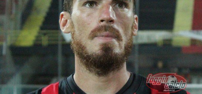 """Foggia, Martinelli: """"Cittadella? Bei ricordi, ma ora torniamo a vincere in casa"""""""