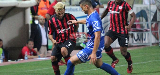 I precedenti – Serve una vittoria per pareggiare i conti nei derby in trasferta con la Fidelis Andria