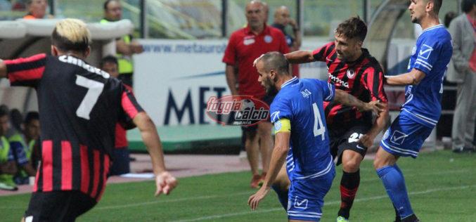 Fidelis Andria-Foggia, i precedenti: l'ultima volta fu 1-1 in C. In D torna dopo 62 anni