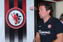 """Foggia, mister Stroppa: """"Bello ritrovare Inzaghi. Vogliamo vincere la Coppa"""""""