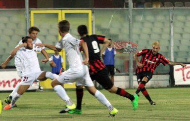 Stagione 2016/2017 – Tim Cup – Foggia Calcio-Pontedera