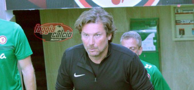 Foggia Calcio, Stroppa in conferenza
