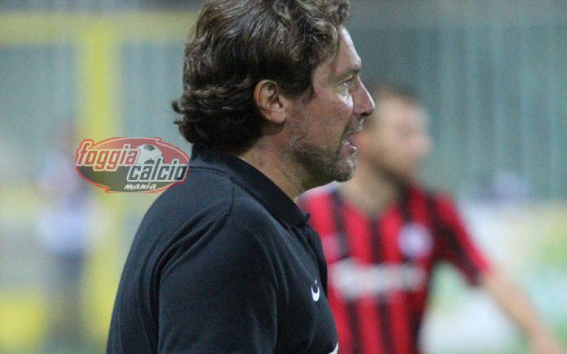 """Foggia, Stroppa a Skysport: """"Play-off? Serve continuità di risultati"""""""