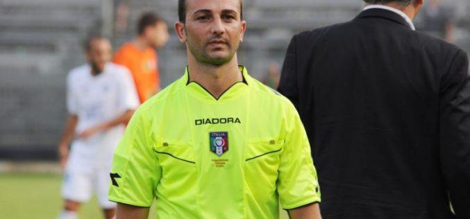 Messina-Foggia dirige Carlo Amoroso di Paola